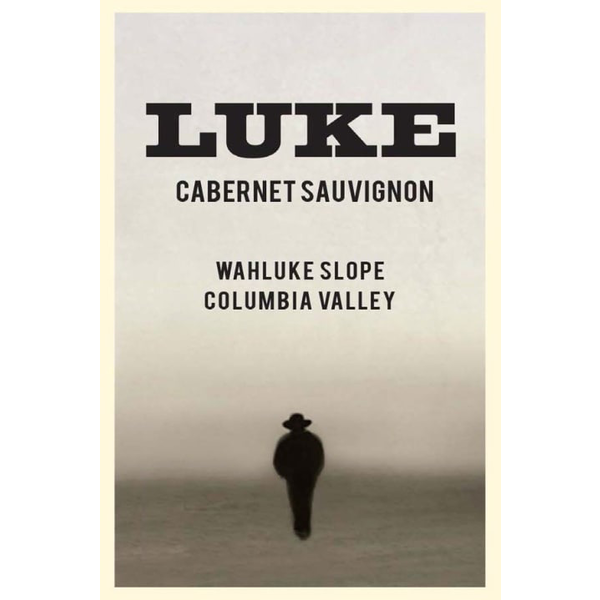 Luke Cabernet Sauvignon 2018<br /> Clumbia Valley, Washington<br /> 92pts-WE<br /> #82 Wine Enthusiast Top 100 of 2020