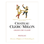Ch Clerc Milon Chateau Clerc Milon 2015<br /> Pauillac/Bordeaux, France<br /> 96pts-D, 95pts-WE, 95pts-JS