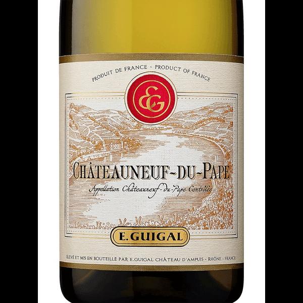 E. Guigal Chateauneuf-du-Pape Blanc 2017<br /> Rhone, France