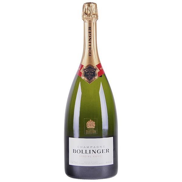 Bollinger Bollinger Special Cuvee Non-Vintage Brut Champagne 1.5 Liter<br />Champagne, France<br />94pts-WS