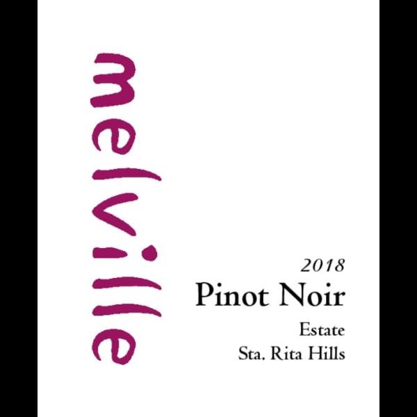 Melville Melville Estate Pinot Noir 2018<br /> Santa Rita Hills, California