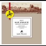 San Felice San Felice Chianti Classico 2017<br /> Tuscany, Italy  <br /> 91pts-JS