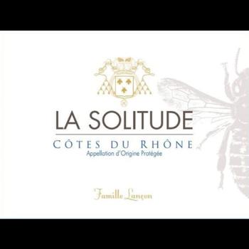 Dm Solitude Domaine de La Solitude Cotes-du-Rhone Blanc 2019  <br /> Rhone, France