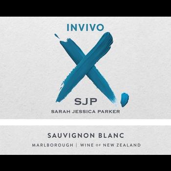 Invivo X Sarah Jessica Parker Sauvignon Blanc 2019<br /> Marlborough, New Zealand<br /> #66 of Wine Spectator's Top 100 of 2020<br /> 90pts-WS