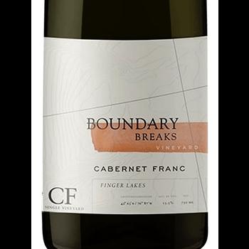 Boundary Breaks Cabernet Franc 2019<br /> Finger Lakes, New York