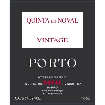 Quinta Do Noval 2018 Vintage Port<br /> Portugal