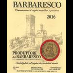 Produttori del Barbaresco Barbaresco 2016<br /> Piedmont, Italy<br /> 95pts-WE, 93pts-WS, 93pts-D