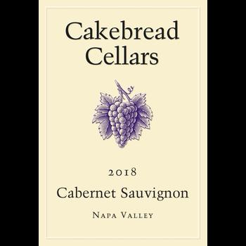 Cakebread Cakebread Cabernet Sauvignon 2018<br />Napa, California
