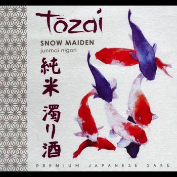 Tozai Tozai Snow Maiden Junmai Nigori Sake 720ml
