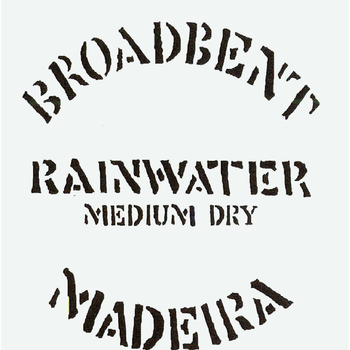 Broadbent Broadbent Rainwater Medium Dry Madeira  375ml<br /> Portugal