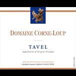 Domaine Corne-Loup Tavel Rose 2020  <br /> Rhone, France