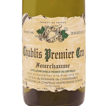 Domaine Boudin Fourchaume Chablis Premier Cru 2019<br /> Burgundy, France