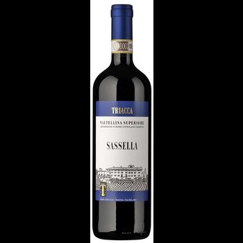 Casa Vinicola Triacca Valtellina Superiore Sassella 2016<br /> Lombardy, Italy<br /> 91pts-WS