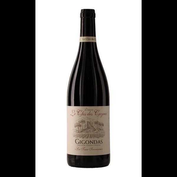 Domaine Le Clos des Cazaux Gigondas La Tour Sarrasine 2018<br /> Rhone, France
