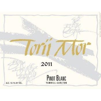 Torii Mor Torii Mor Pinot Blanc 2015<br />Organic<br />Oregon