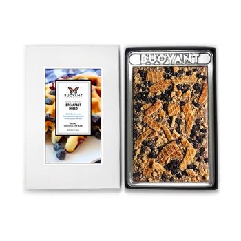 Buoyant Brands Inc. (Formally Lilly's Chocolates) Lilly's Breakfast in Bed Chocolate Bar