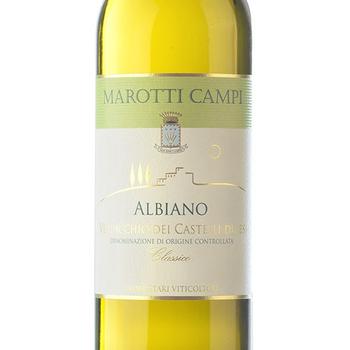 """Marotti Campi """"Albiano"""" Verdicchio dei Castelli di Jesi Classico 2020<br /> Marche, Italy"""