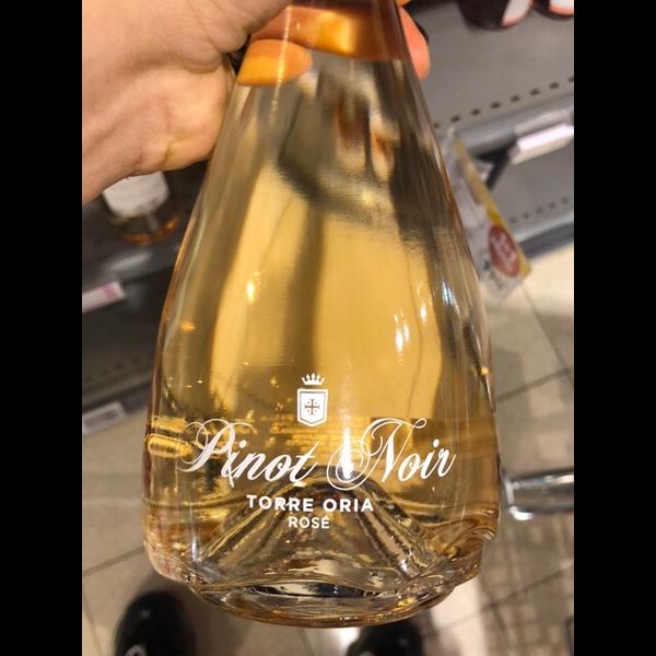 Terre Oria Rose of Pinot Noir 2020 Spain