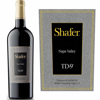 Shafer TD-9 Red Blend 2018<br /> Napa Valley, California<br /> 93pts-JS, 92pts-WE