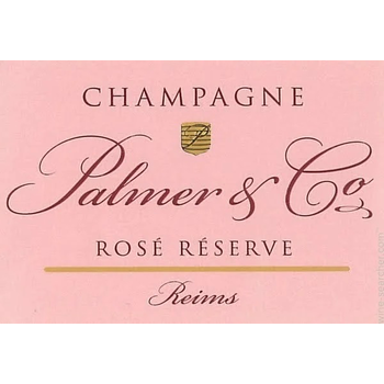 Palmer & Co. Brut Rose Reserve Champagne <br /> Champagne, France
