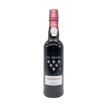 Graham's Six Grapes Reserve Porto 375ml<br /> Portugal