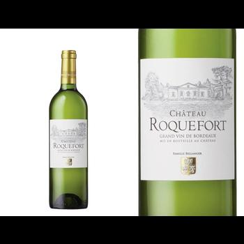 Chateau Roquefort Bordeaux Blanc 2018<br /> Bordeaux, France