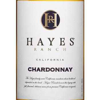 Wente Wente Vineyards Hayes Ranch Chardonnay 2018<br /> California
