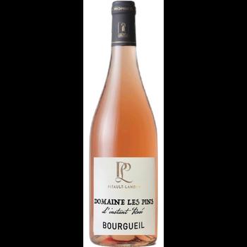 """Domaine les Pins """"d'Instant"""" Bourgueil Rose 2020<br /> Loire, France"""