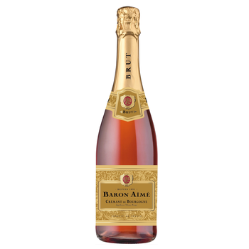 Baron Aime Cremant de Bourgogne Rose Brut<br /> Burgundy, France
