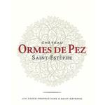 Ch Les Ormes de Pez 2015<br />Bordeaux, France<br /> 94pts-JS, 93pts-WE