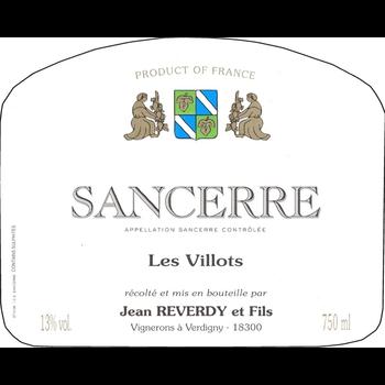 Dm Reverdy Domaine Jean Reverdy Les Villots Sancerre Rose 2020 <br /> Loire. France