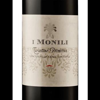 I Monili Tarantino Primitivo 2019<br /> Puglia, Italy