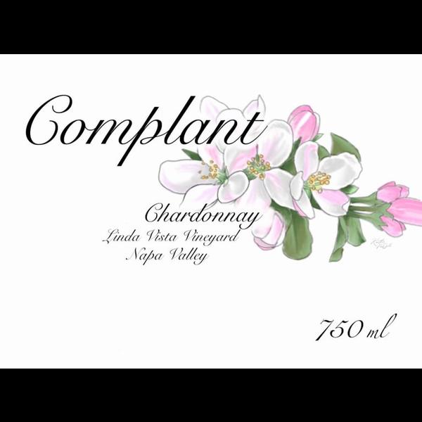 Complant Linda Vista Vineyard Chardonnay 2019<br /> Napa Valley, California