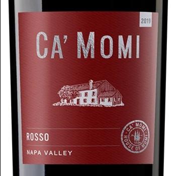 Ca'Momi Rosso di Ca'Momi 2019<br /> Napa, Caifornia