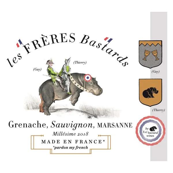 les FRÈRES Bastards White 2019<br /> Southern France
