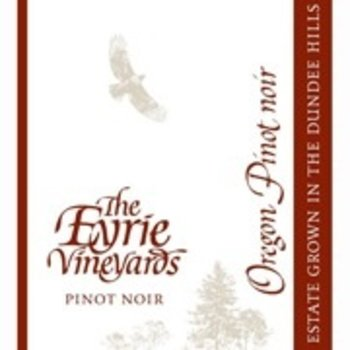 Eyrie Eyrie Pinot Noir 2015<br />Dundee Hills, Oregon