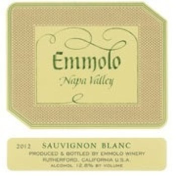 Emmolo Emmolo Sauvignon Blanc 2015<br />Napa, California