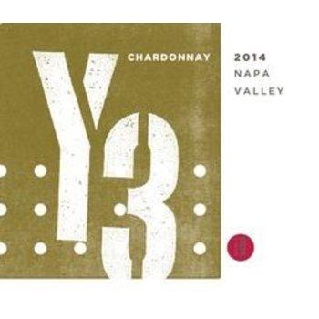 Jax Vine Jax Vineyard Y3 Chardonnay 2015 Napa, California