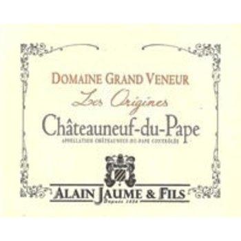 Alain Jaume Domaine Grand Veneur Chateauneuf du Pape Cuvee les Origines 2012    Rhone, France-93pts-RP