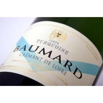 """Baumard Baumard Cremant de Loire """"Carte Turquoise"""" Sparkling <br />Loire, France"""
