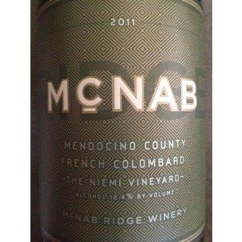 McNab Ridge McNab Ridge French Colombard 2015  <br /> Mendocino, California