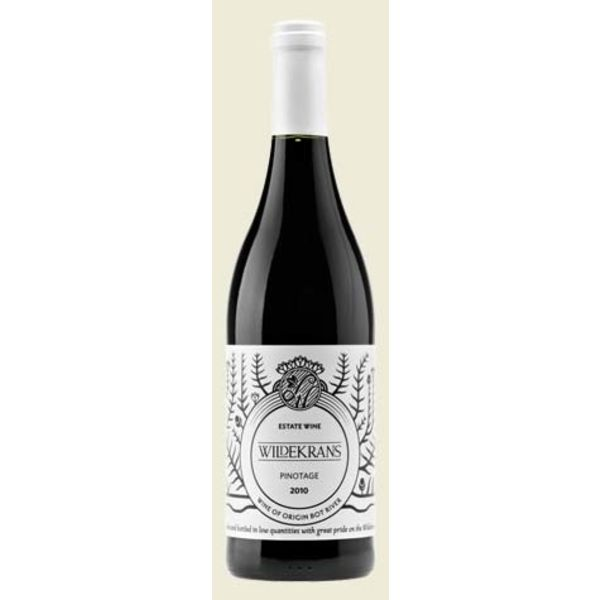 Wildekrans Wildekrans Pinotage 2017<br />
