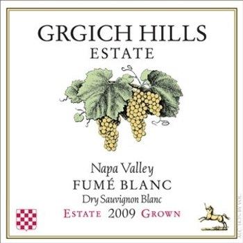 Grgich Hills Grgich Hills Fume Blanc 2015<br />Napa, California<br />Organic