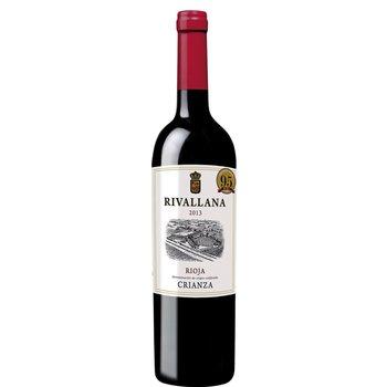 Rivallana Crianza Rioja 2015  Spain 95pts-Decanter
