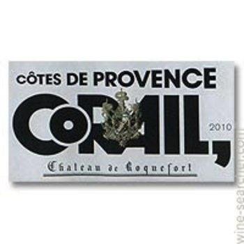 Ch Roquefort Ch Roquefort Cotes De Provence Corail Rose 2017 <br /> Provence, France