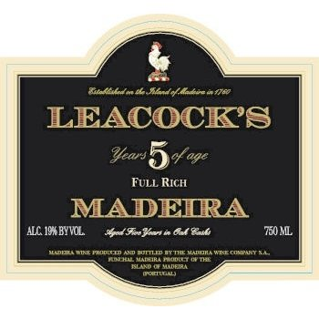 Leacocks Leacocks 5 Yearr Old Rich Madeira