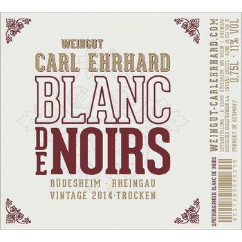 Carl Ehrhard Carl Ehrhard Rüdesheim Blanc de Noirs Trocken Pinot Noir 2018 Rheingau, Germany