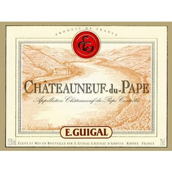 Guigal E. Guigal Chateauneuf-Du-Pape 2013<br /> Rhone, France  <br /> 91pts-WA