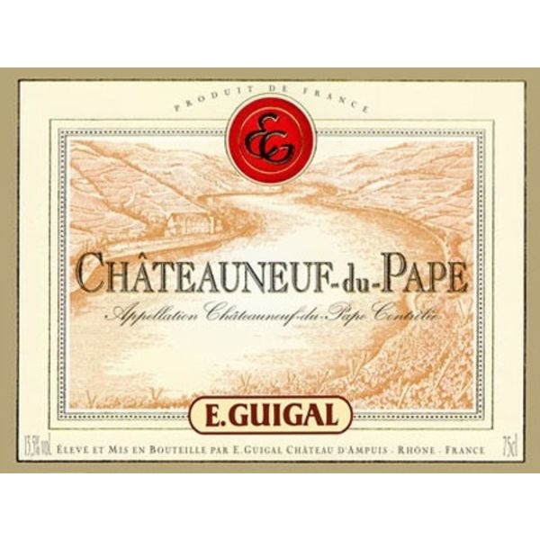 Guigal E. Guigal Chateauneuf-Du-Pape 2016<br /> Rhone, France