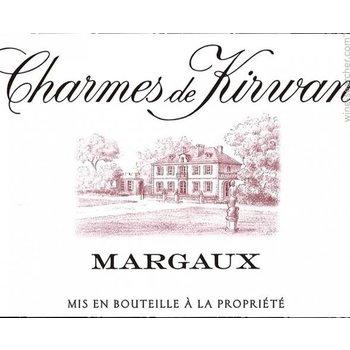 Charmes de Kirwan Charmes de Kirwan Margaux 2015<br />Bordeaux, France<br /> 96pts-WE, 93pts-JS, 92pts-WS, 90pts-WA
